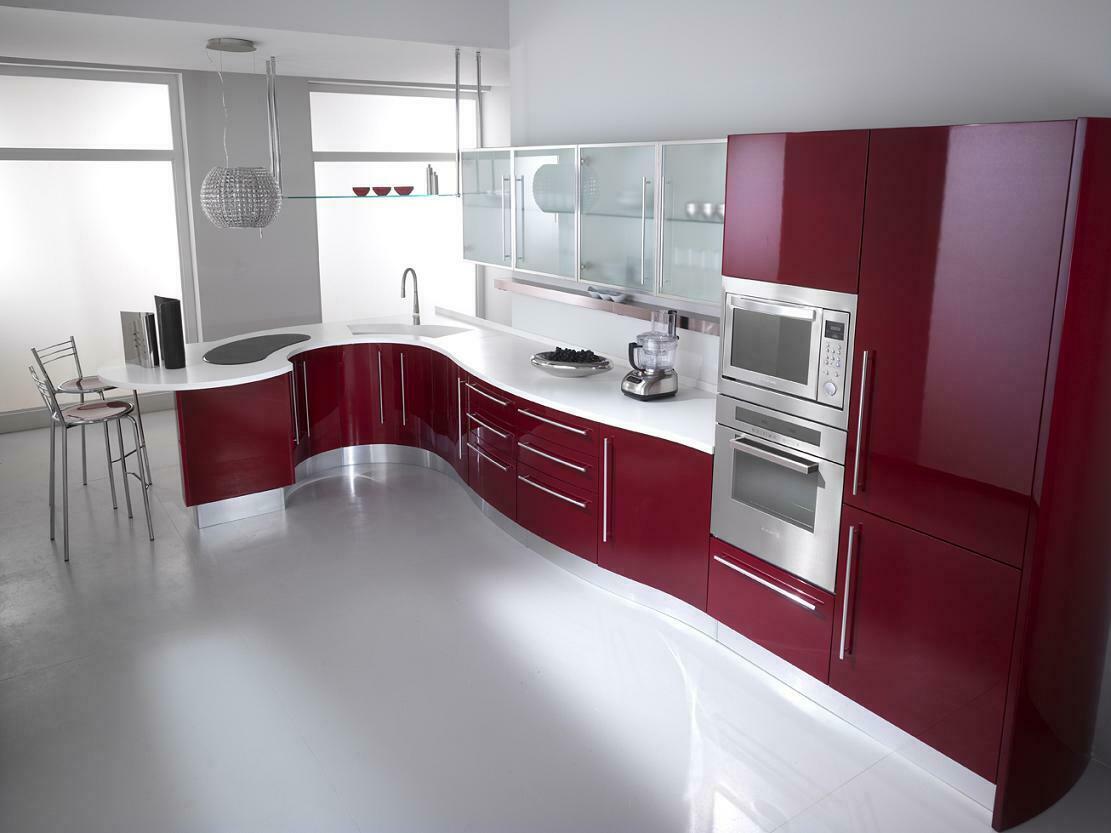 2014 mutfak dolapları modelleri
