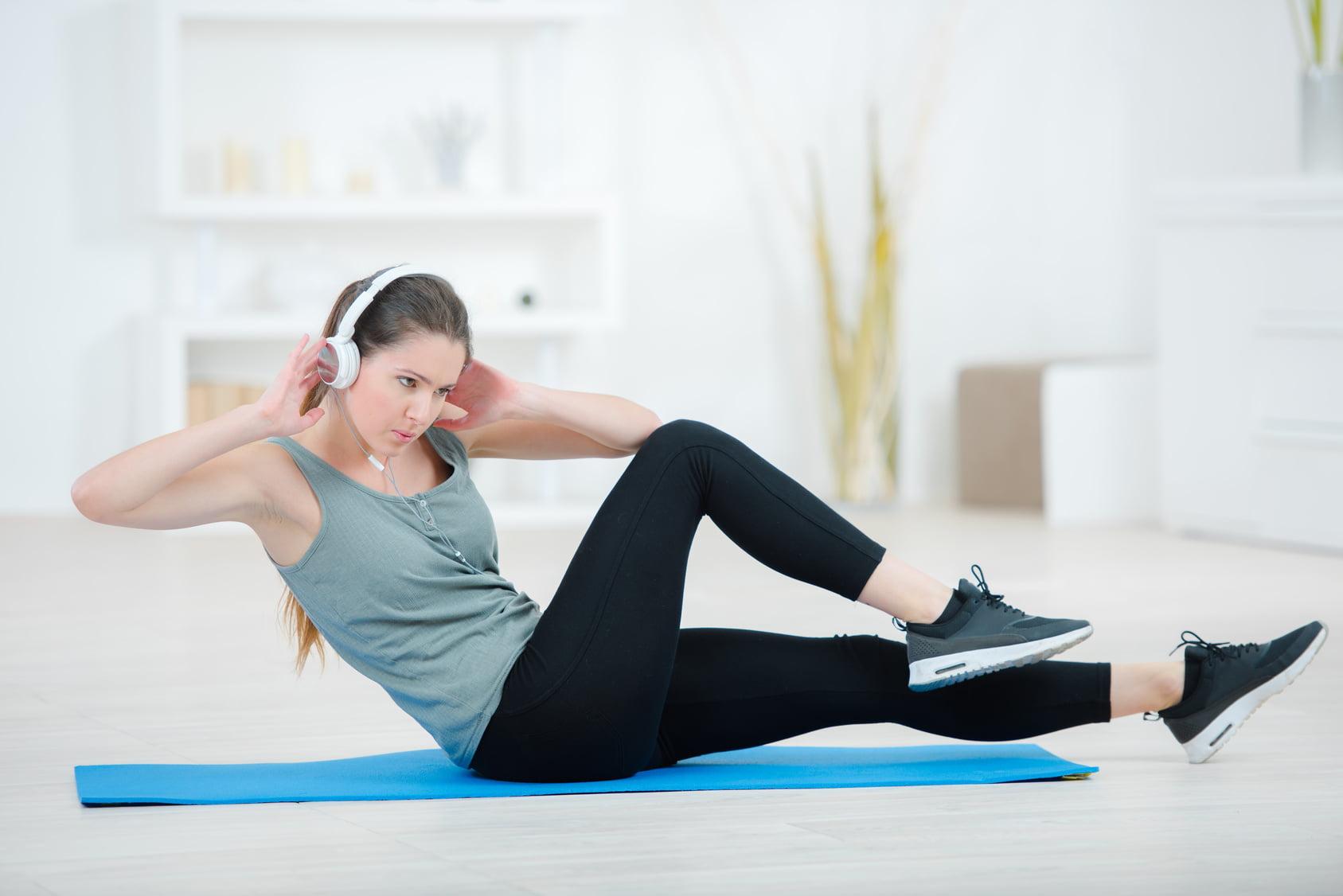 Занятия Чтобы Сбросить Вес. Эффективные тренировки для похудения