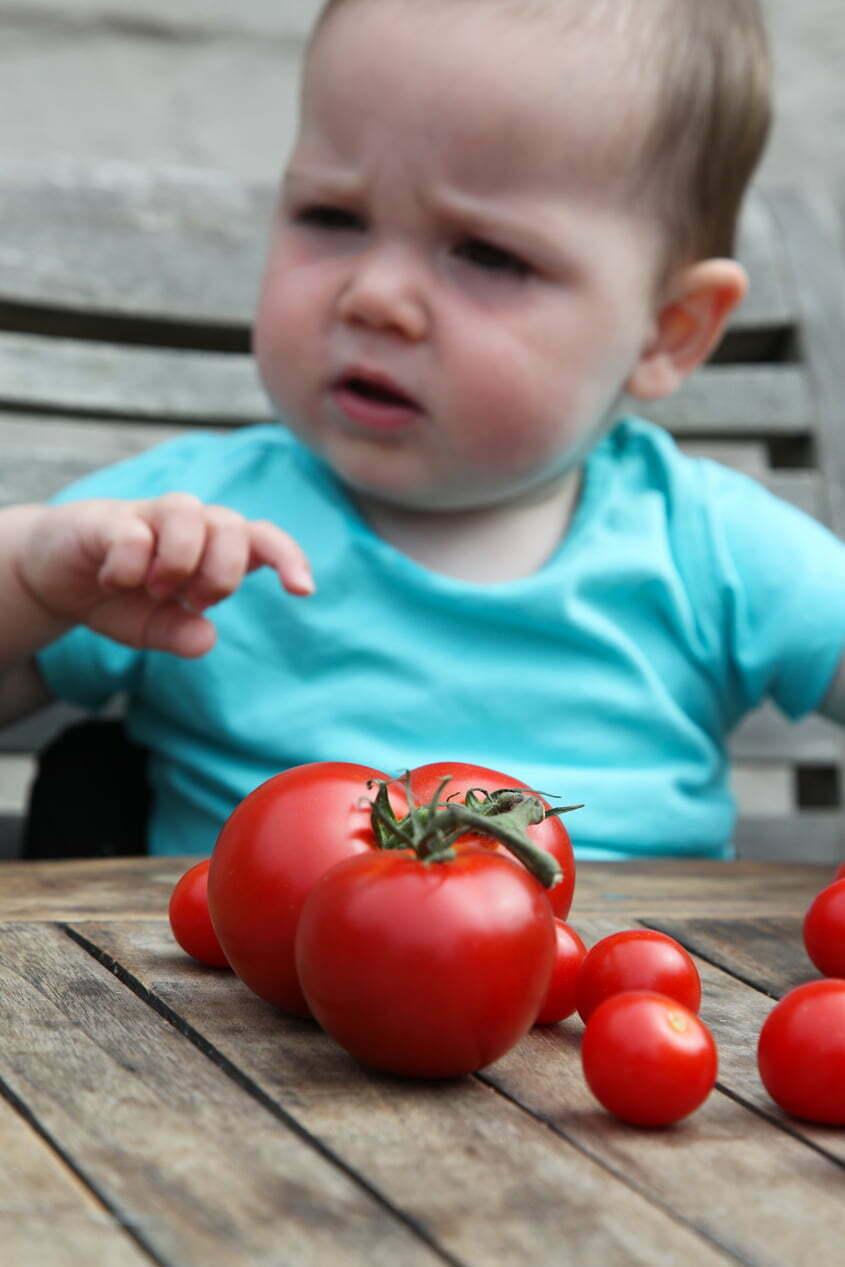 Bebeklerde demir eksikliği belirtileri
