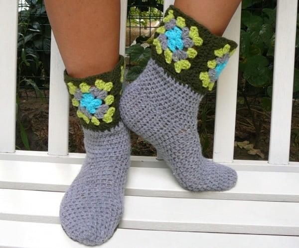 Çorap şeklinde patik modelleri