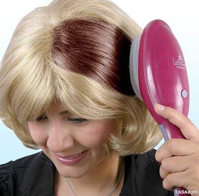 Rüyada saç boyatmak